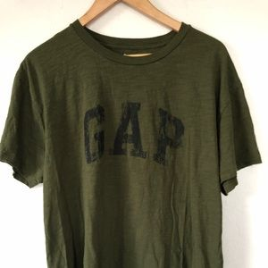 GAP brand logo shirt XL